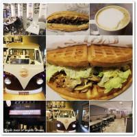 桃園市美食 餐廳 飲料、甜品 飲料、甜品其他 GOLDBOSS COFFEE鬆餅工坊 照片