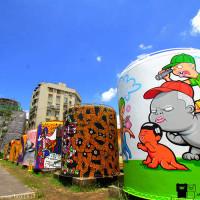 台中市休閒旅遊 景點 藝文中心 台中文化產業創意園區 照片