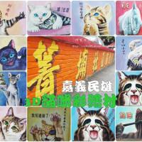嘉義縣休閒旅遊 景點 景點其他 菁埔貓世界彩繪村 照片