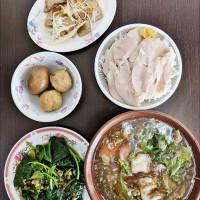 台中市美食 餐廳 中式料理 小吃 頂吉古早味火雞肉飯 照片