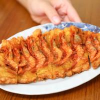 宜蘭縣美食 餐廳 中式料理 小吃 巷仔口海蝦餅 照片