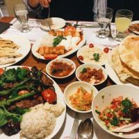 台北市美食 餐廳 異國料理 中東料理 番紅花城土耳其餐廳 照片