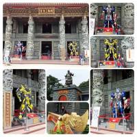 桃園市休閒旅遊 景點 古蹟寺廟 明倫三聖宮 照片