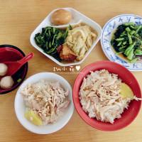 台中市美食 餐廳 中式料理 小吃 莊家火雞肉飯 照片