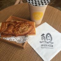 台北市美食 餐廳 飲料、甜品 鯛可頌 × Oven Coffee (成都店) 照片