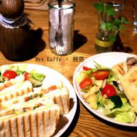 台北市美食 餐廳 咖啡、茶 咖啡館 Mys Kaffe • 睦偲 照片