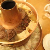 台中市美食 餐廳 火鍋 麻辣鍋 徠圍炉北方風味館 照片