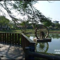 雲林縣休閒旅遊 景點 景點其他 二崙鐵道文化3D彩繪村 照片