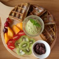 宜蘭縣美食 餐廳 異國料理 樂健活日光綠築VILLA LOHERB 照片