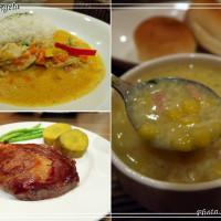 新北市美食 餐廳 異國料理 多國料理 花園廚房 照片