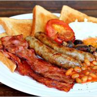 高雄市美食 餐廳 異國料理 法式料理 Conway's英國小館 英式鄉村風味料理 照片