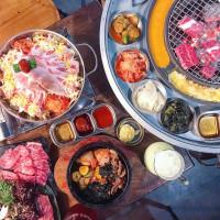台中市美食 餐廳 異國料理 韓式料理 一桶tone韓式新食 照片
