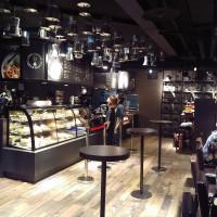 台北市美食 餐廳 咖啡、茶 咖啡館 Café Lugo (微風忠孝店) 照片