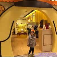 台北市美食 餐廳 異國料理 日式料理 POMPOMPURIN Cafe布丁狗主題餐廳 照片