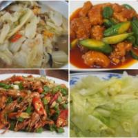 台中市美食 餐廳 中式料理 萬國平價餐廳 照片