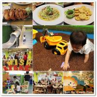 桃園市美食 餐廳 異國料理 義式料理 樂奇願望親子館 照片