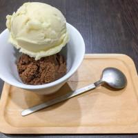 台北市美食 餐廳 飲料、甜品 冰淇淋、優格店 駱師傅法式冰淇淋之家 照片