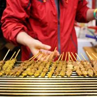 花蓮縣美食 餐廳 零食特產 零食特產 東大門夜市 照片