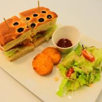 台中市美食 餐廳 速食 早餐速食店 Sunny Bagel 太陽貝果 照片