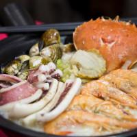 高雄市美食 餐廳 中式料理 台菜 鮮記螃蟹海產粥 照片