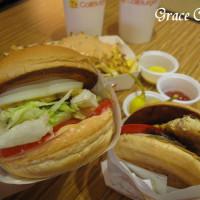 台北市美食 餐廳 速食 漢堡、炸雞速食店 CaliBurger 照片