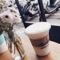 台南市美食 餐廳 異國料理 美式料理 Mer Mer Coffee 照片