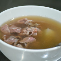 台南市美食 餐廳 中式料理 助仔牛肉湯 照片