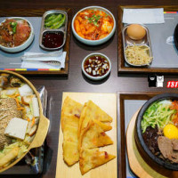 雲林縣美食 餐廳 異國料理 韓式料理 全州 韓二石豆腐石鍋專門店 照片