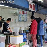 台北市美食 餐廳 中式料理 小吃 成功肉圓 照片