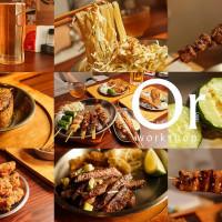 新北市美食 餐廳 餐廳燒烤 串燒 老串燒 照片