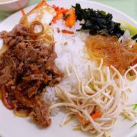 台北市美食 餐廳 異國料理 韓式料理 仁川韓式鐵板燒肉定食 照片