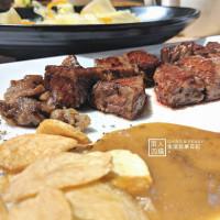 台北市美食 餐廳 餐廳燒烤 鐵板燒 hot7 新鐵板料理 照片