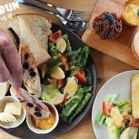 台南市美食 餐廳 烘焙 LULU&BUN手感烘焙屋 照片