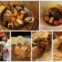 台南市美食 餐廳 異國料理 西班牙料理 甘簞行瓦 Mvsa西班牙酒莊餐廳 照片