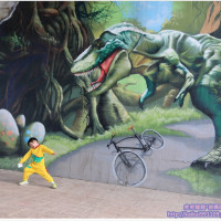 新北市休閒旅遊 景點 主題樂園 新北市恐龍公園 照片