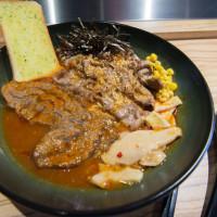 台北市美食 餐廳 中式料理 麵食點心 妙計三寶超濃蕃茄牛肉麵 照片
