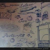 彰化縣美食 餐廳 異國料理 義式料理 Easy pizza 義利廚房 照片
