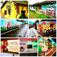 台中市休閒旅遊 景點 景點其他 馬力埔彩繪小徑 照片