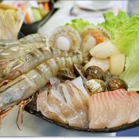 台中市美食 餐廳 火鍋 涮涮鍋 新珍品海陸鮮鍋 照片