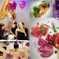 台北市美食 餐廳 異國料理 食彩藝廊 照片