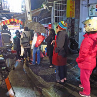 新北市美食 攤販 台式小吃 永和路香雞排 照片