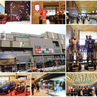 嘉義市休閒旅遊 購物娛樂 購物中心、百貨商城 嘉義秀泰廣場 照片