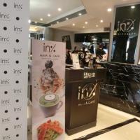 台北市美食 餐廳 咖啡、茶 咖啡館 in% HAIR&CAFE 漢中店 照片