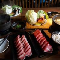 台中市美食 餐廳 火鍋 沙茶、石頭火鍋 拾七石頭火鍋 照片