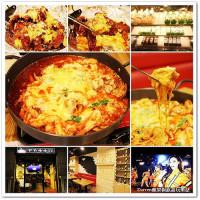 桃園市美食 餐廳 異國料理 韓式料理 起司燒燒 照片