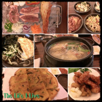 嘉義市美食 餐廳 異國料理 韓式料理 韓村 韓式料理 照片