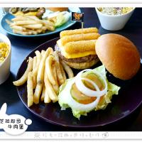 台南市美食 餐廳 異國料理 美式料理 Angry Burger美式餐廳 照片