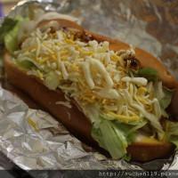 台北市美食 攤販 攤販其他 艦長的移動漢堡 照片