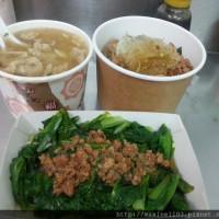 新竹市美食 餐廳 中式料理 小吃 車站肉羹 照片