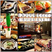基隆市美食 餐廳 異國料理 日式料理 丸太.屋台風浜燒場 照片